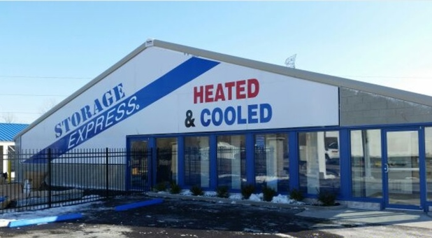 Storage Express on West Washington Street in Indianapolis is now open and renting.