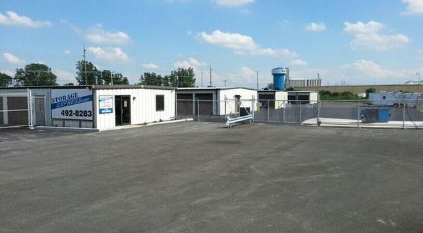 Sidney, Ohio's premier self storage!