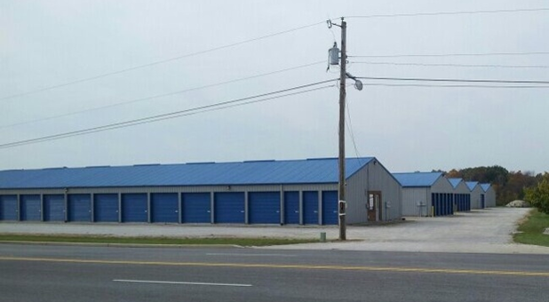 Great storage units available