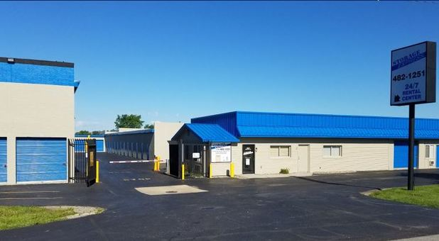 Self Storage Units In Fort Wayne In 46808 Storage Express