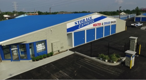 Self Storage in Indianapolis, IN
