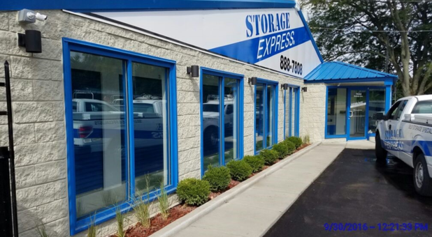 Self Storage Units near 46227