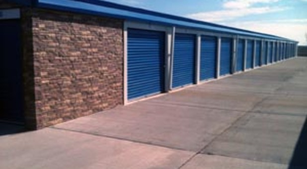 Storage Express Self Storage Units