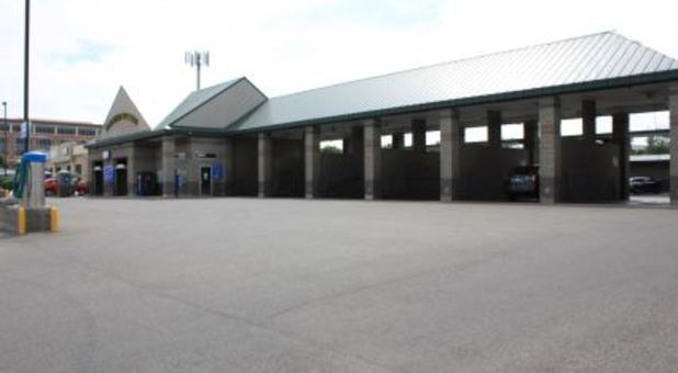 Storage Facility Outside View · RV, Car And Boat Parking ...