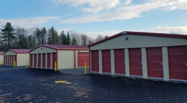 Milton, VT self storage