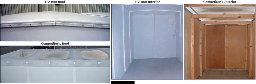 E-Z Box Structure