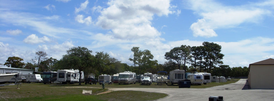 RV, Boat Parking