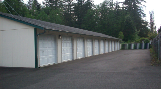 Wide driveways