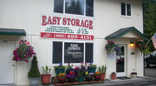 Easy Storage office