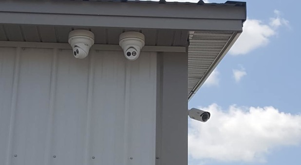 Storage Security Camera