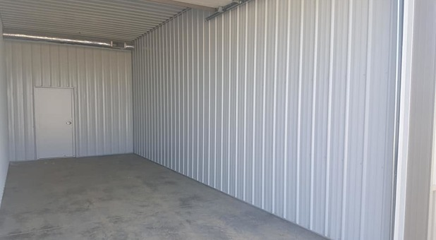 Storage Unit Interior