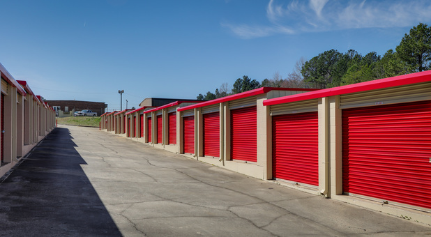 10 Federal Self Storage Katy Lane