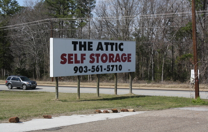 The Attic Self Storage