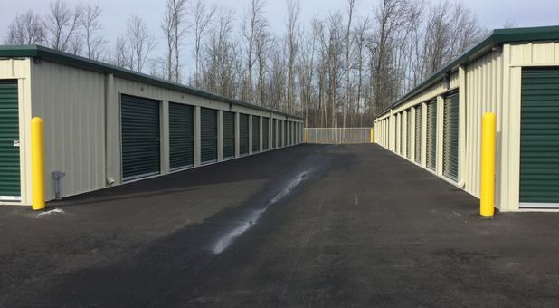 Drive Up Units - Grand Island Secure Storage New York