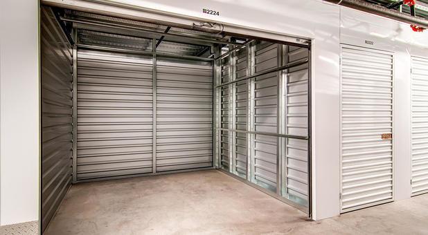 2.5' x 5' interior unit