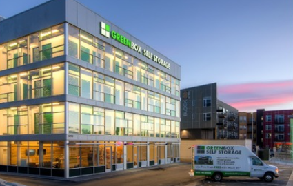 State-of-the-art Solar Energy Self Storage Facility in Denver