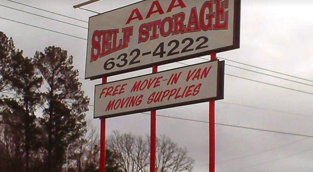 Storage Units in Lufkin, TX