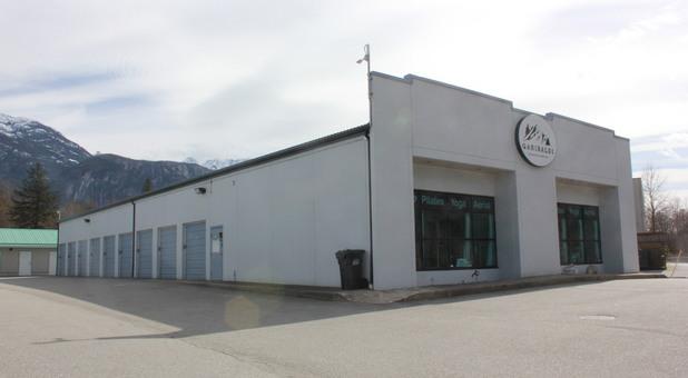 Squamish, BC, V8B 0K8 self storage