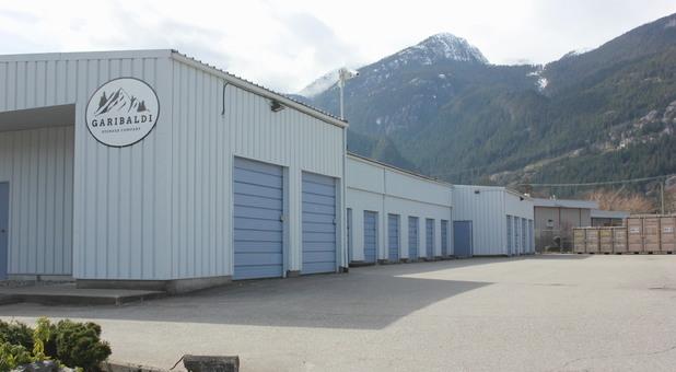 Storage Facilities In Squamish Bc V8b 0k8 Garibaldi