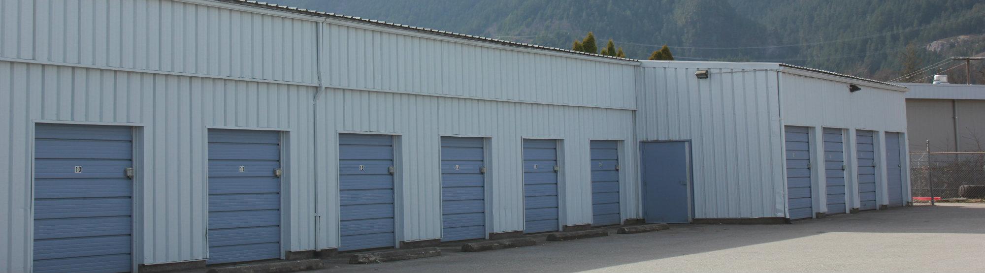 Garibaldi Storage