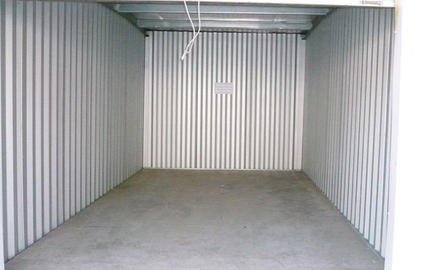 Clean and secure storage unit
