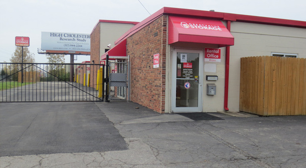 Storage in Indianapolis, Indiana