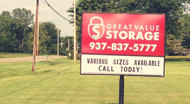 Secure Self Storage Units Dayton Ohio 45426 Great Value