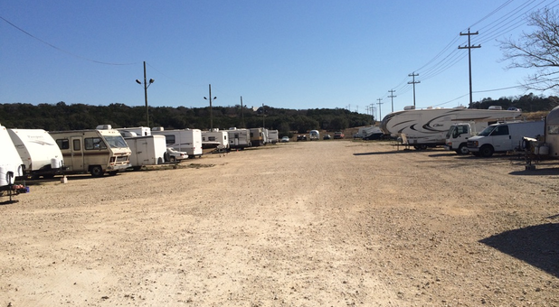 Rv Car And Boat Storage In Leander Tx 78641 Great