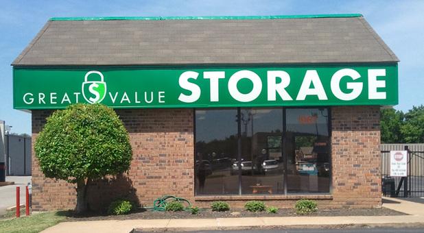 Public Self Storage in Memphis, TN 38128 | Great Value Storage