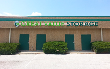 Kansas City storage facility