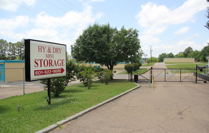 Hy & Dry Mini Storage in Jackson, MS
