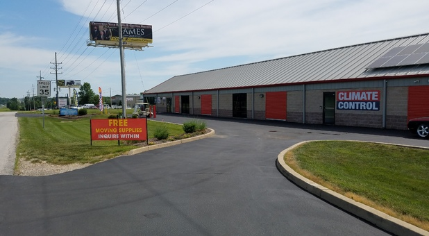 Climate Controlled Storage Units in Moscow Mills, MO
