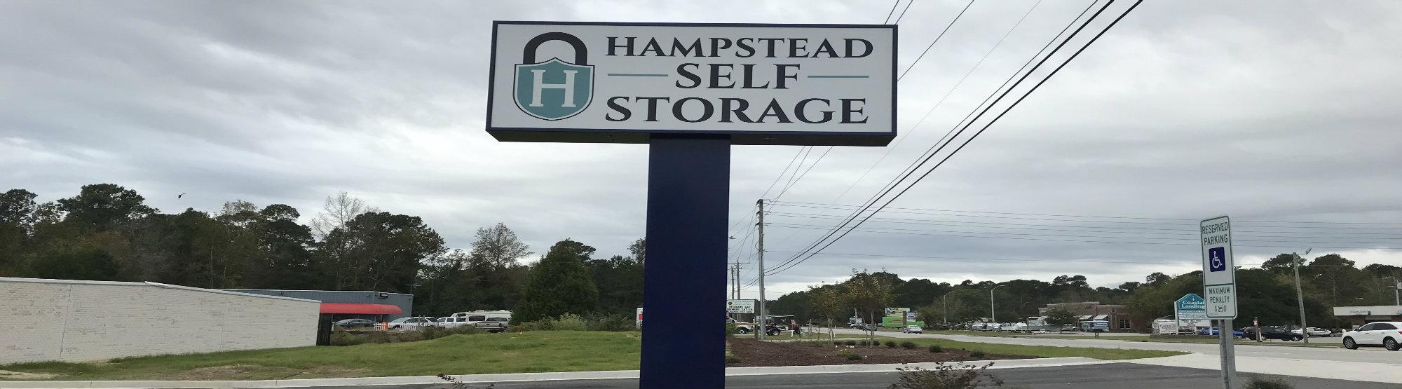 H&stead NC Storage Units; H&stead Self Storage; H&stead Self Storage; Interior Climate Controlled ... & Hampstead NC Storage Units | Hampstead Self Storage LLC