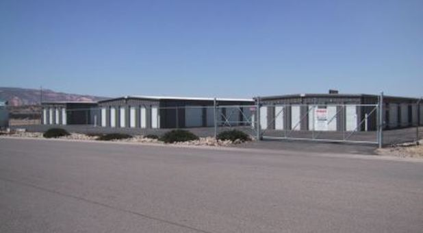 ... Storage facility from far away & Grand Junction CO Storage Units | Hill and Homes Storage