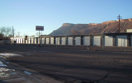 Self Storage located at 340 W 3rd St, Palisade, CO