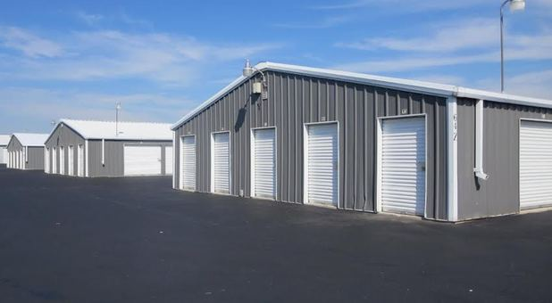 storage unit pods