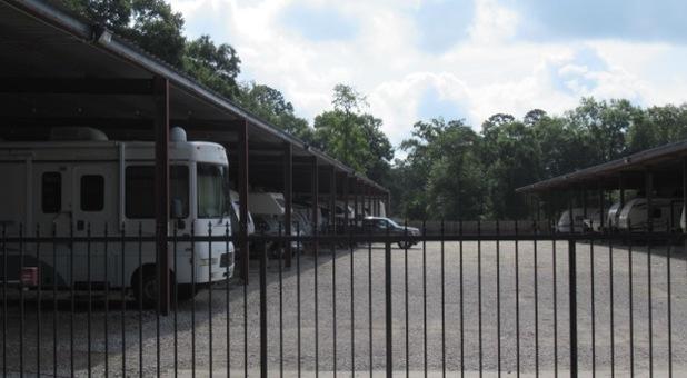 Rv Boat Car Storage In The Woodlands Conroe Tx