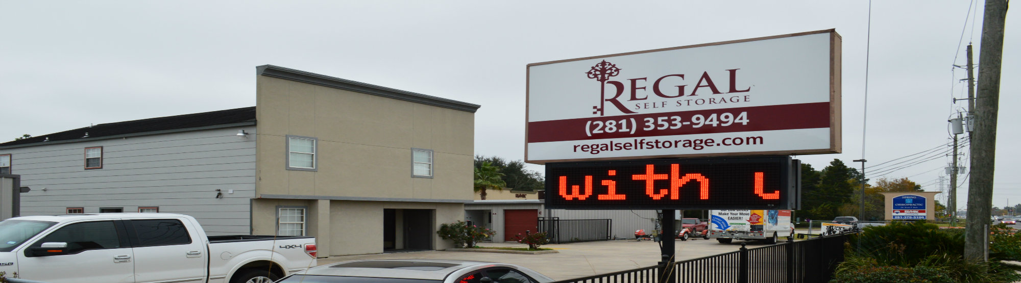 Regal Self Storage