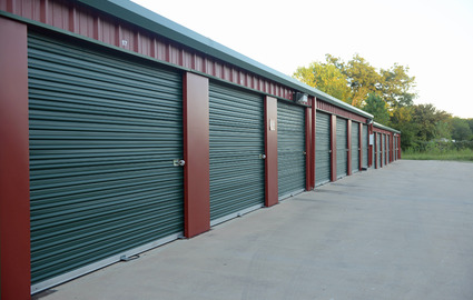 Hometown Self Storage Doors