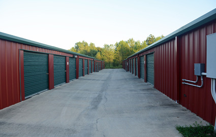 Row or Storage Units