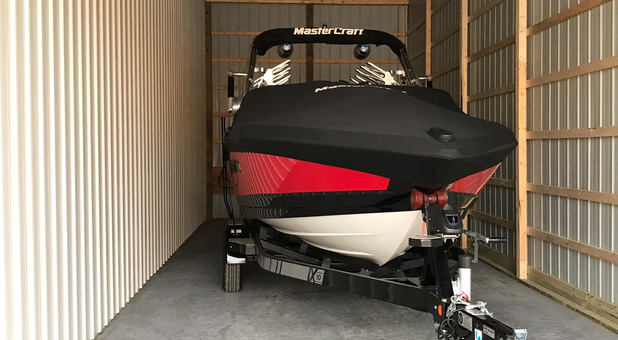 Indoor boat storage to keep your boat safe and clean year round