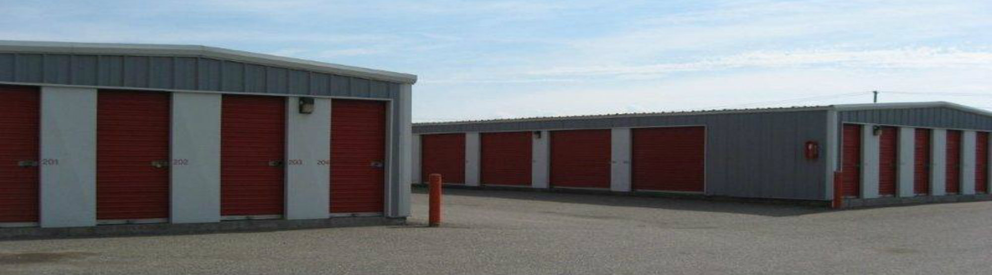 Storage Units in Prince George, BC