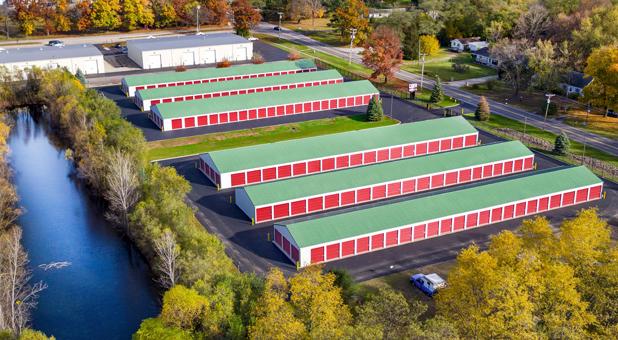 Modern Self Storage in Elkhart IN