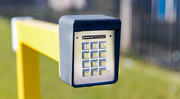 Keypad Access 24 hours a day