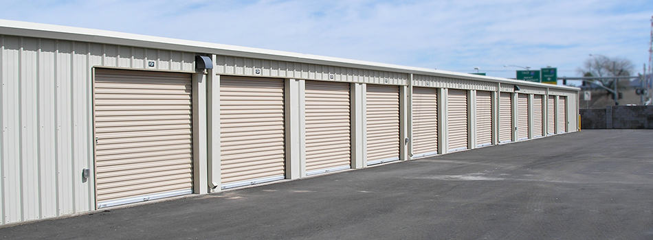 Ina Storage; Wide Driveways ...