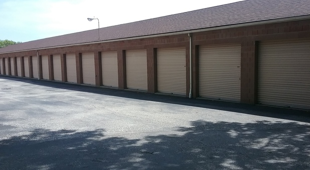 Storage units located in Tallmadge Ohio