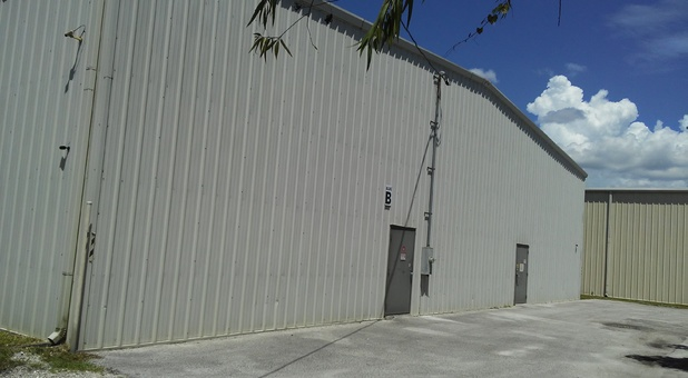 Building B Incaaztec Self Storage Clearwater