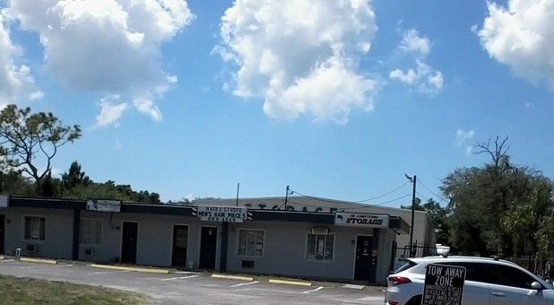 Storage units located in Clearwater FL