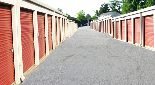 Self storage in Greenville, SC