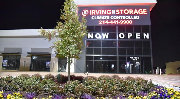 Irving, TX self storage